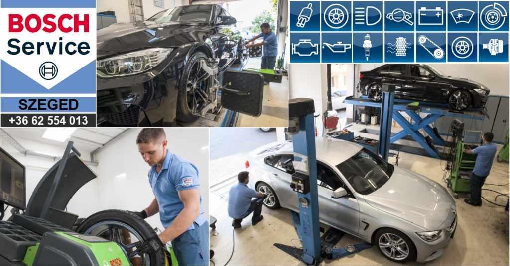 Autószerviz Szeged, minőségi szolgáltatás szakképzett autószerelő csapat.