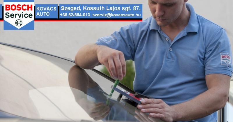 Kőfelverődés javítasa Szegeden