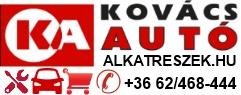 Kovács Autó webáruház