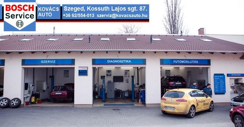 Kovacs Autószerelő műhely