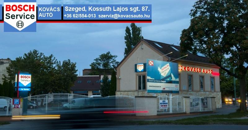 Kovács Autó szerviz Szeged